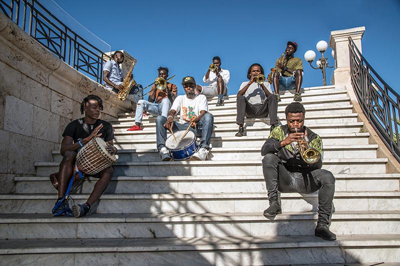 Nomadic Gambian Ensemble