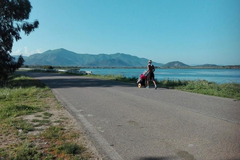 Giro per la Sardegna senza soldi