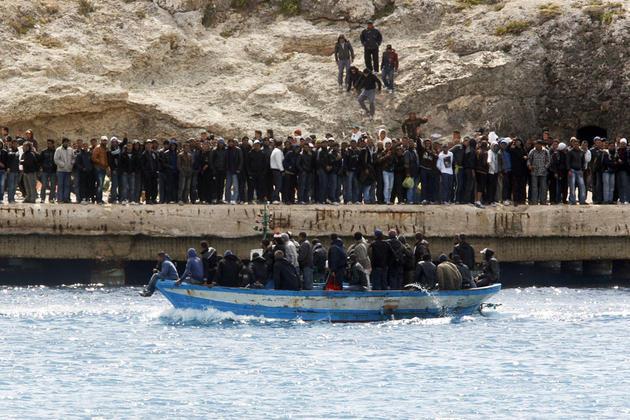 Progetto Lampedusa (2012-2013)
