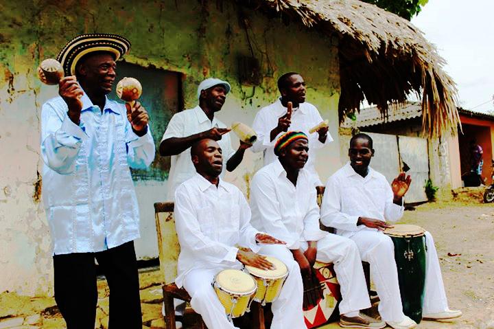 Comunità palenquera e musica 'champeta'